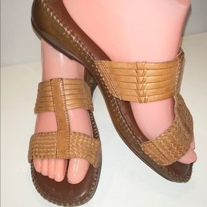 Dr. Scholls Leather Sandal Double Air Pillo 8